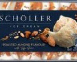 Schöller 1 l pražené mandle