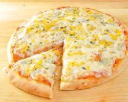 sýrová pizza